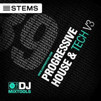 Сэмплы Loopmasters DJ Mixtools 39 - Progressive House And Tech Vol. 3