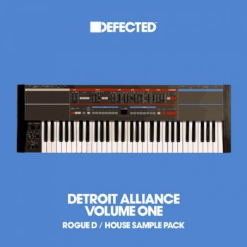Сэмплы Defected - Detroit Alliance Vol 1 - Rogue D
