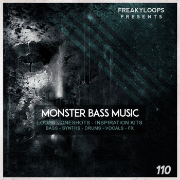 Сэмплы Freaky Loops - Monster Bass Music