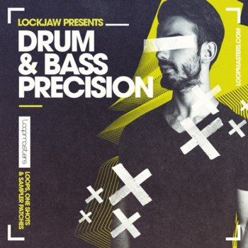 Сэмплы Loopmasters - Lockjaw - Drum and Bass Precision