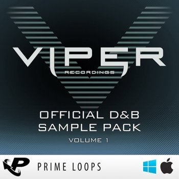 Сэмплы Prime Loops - Viper Official D&B Volume 1