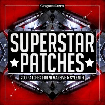 Пресеты Singomakers Superstar Patches for Massive and Sylenth