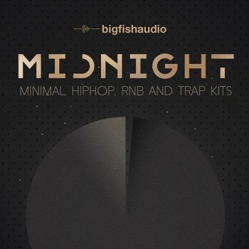Сэмплы Big Fish Audio Midnight: Minimal Hip Hop, RnB and Trap Kits
