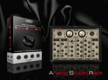 Nomad Factory Analog Studio Rack v1.0.4 x86 x64