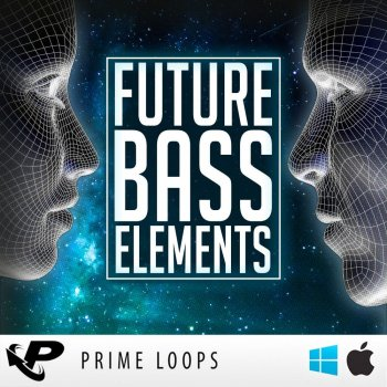 Сэмплы Prime Loops Future Bass Elements