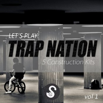 Сэмплы Golden Samples Let's Play Trap Nation Vol 1