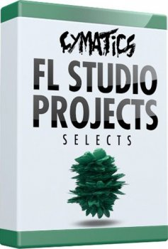 Проекты Cymatics FL Studio Projects Selects