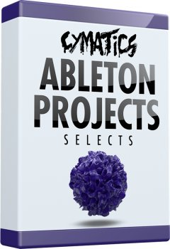 Проекты Cymatics Ableton Projects Selects