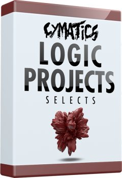 Проекты Cymatics Logic Projects Selects
