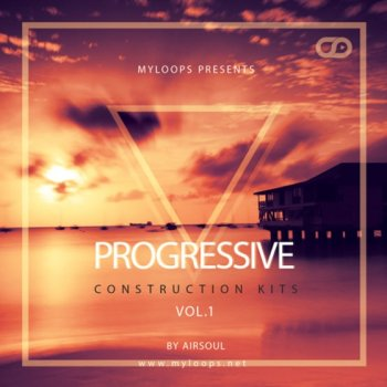 Myloops Airsoul Progressive Construction Kits Vol. 1