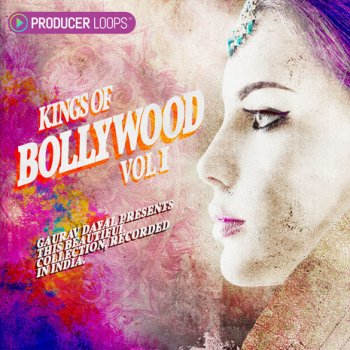 Сэмплы Producer Loops Kings of Bollywood Vol.1