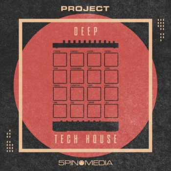 Проекты 5Pin Media Project - Deep Tech House