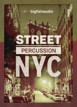 Сэмплы Big Fish Audio Street Percussion NYC