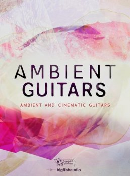 Сэмплы Dieguis Productions Ambient Guitars