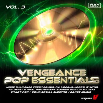 Сэмплы Vengeance Pop Essentials Vol.3