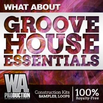 Сэмплы WA Production What About Groove House Essentials