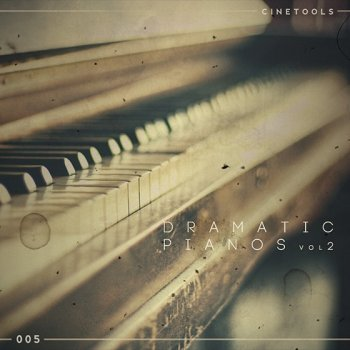 Сэмплы Freaky Loops Cinetools Dramatic Pianos Vol 2