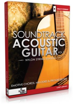 Сэмплы гитары - In Session Audio - Soundtrack Acoustic Guitar Vol 2