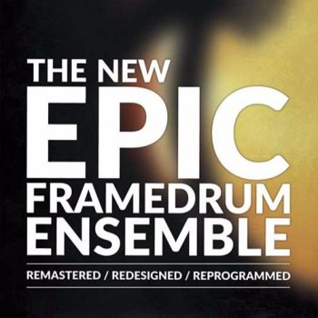 Библиотека сэмплов - 8Dio The New Epic Frame Drum Ensemble (KONTAKT)