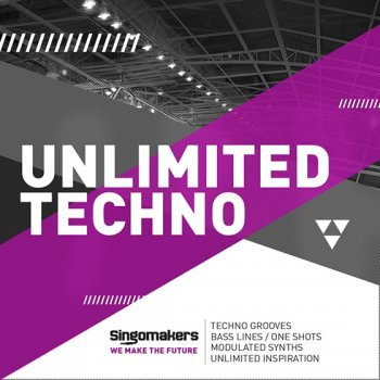 Сэмплы Singomakers Unlimited Techno