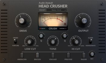 Audio Assault Head Crusher v1.3.5 x86 x64