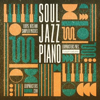 Сэмплы Loopmasters Soul Jazz Piano