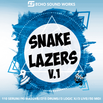 Сэмплы / Пресеты - Echo Sound Works Snake Lazers V.1