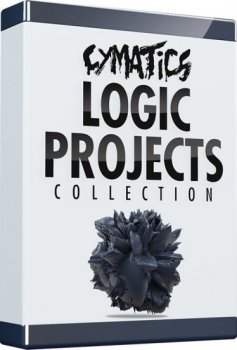 Сэмплы Cymatics Logic Projects Collection