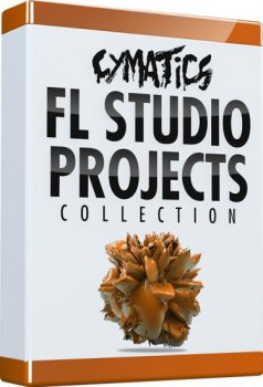 Проекты Cymatics FL Studio Projects Collection