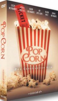 Сэмплы Zero-G Popcorn - Pop Construction Kits