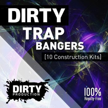 Сэмплы Dirty Production Dirty Trap Bangers