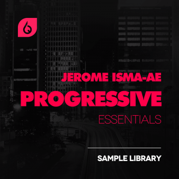 Сэмплы Freshly Squeezed Samples Jerome Isma-Ae Progressive Essentials
