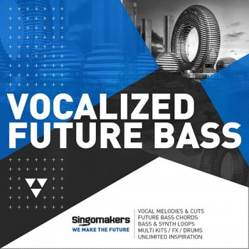 Сэмплы Singomakers Vocalized Future Bass