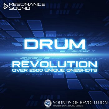 Сэмплы ударных - Resonance Sound SOR Drum Revolution Vol.1