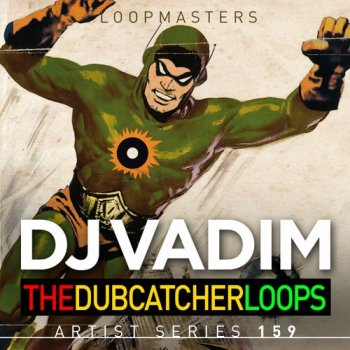 Сэмплы Loopmasters DJ Vadim The Dubcatcher Loops