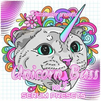 Пресеты Patchmaker Unicorn Bass Vol 2 For Serum