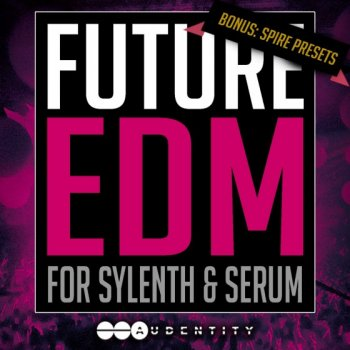 Пресеты Audentity Future EDM