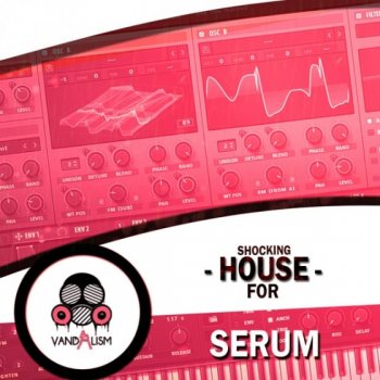 Пресеты Vandalism Shocking House For Serum