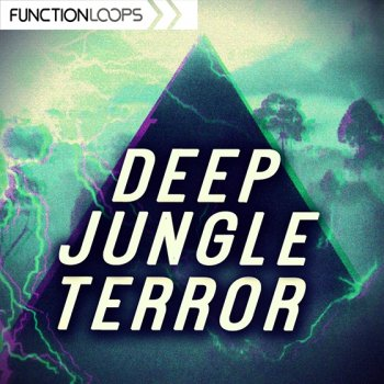 Сэмплы Function Loops Deep Jungle Terror
