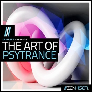 Сэмплы Zenhiser The Art Of Psytrance