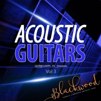 Сэмплы гитары - Blackwood Samples Acoustic Guitars 3