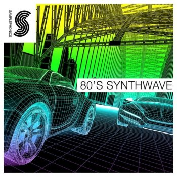 Сэмплы Samplephonics - 80's Synthwave