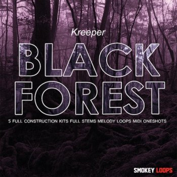 Сэмплы Smokey Loops Black Forest