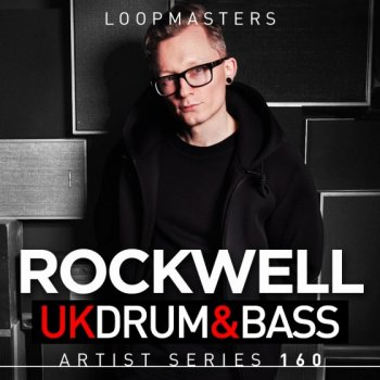 Сэмплы Loopmasters Rockwell UK Drum and Bass