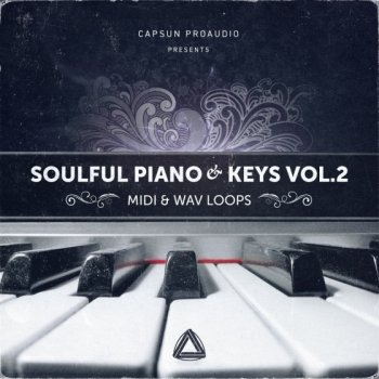 Сэмплы CAPSUN ProAudio - Soulful Piano and Keys Vol 2