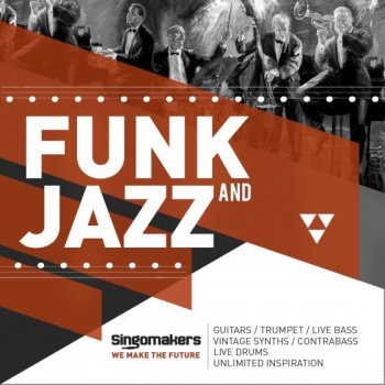 Сэмплы Singomakers Funk And Jazz