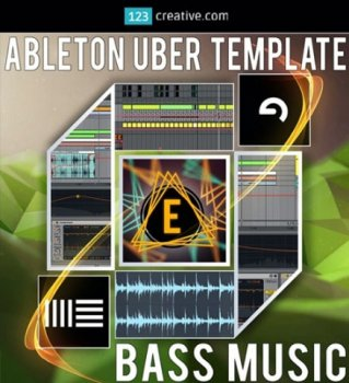 Проект 123Creative Uber Template Bass Music