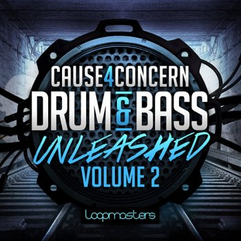 Сэмплы Loopmasters - Cause 4 Concern Drum and Bass Unleashed - Vol 2