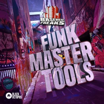 Сэмплы Black Octopus Sound Funk Master Tools By Basement Freaks