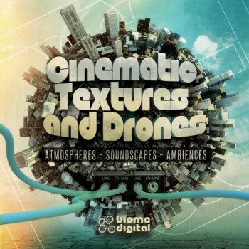 Сэмплы Biome Digital Cinematic Textures And Drones
